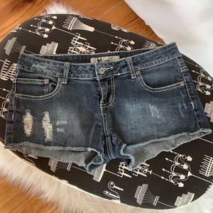 Wet Seal jean shorts size 7
